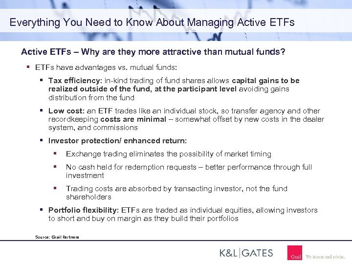 Everything You Need to Know About Managing Active ETFs – Why are they more
