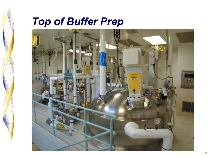 Top of Buffer Prep 10