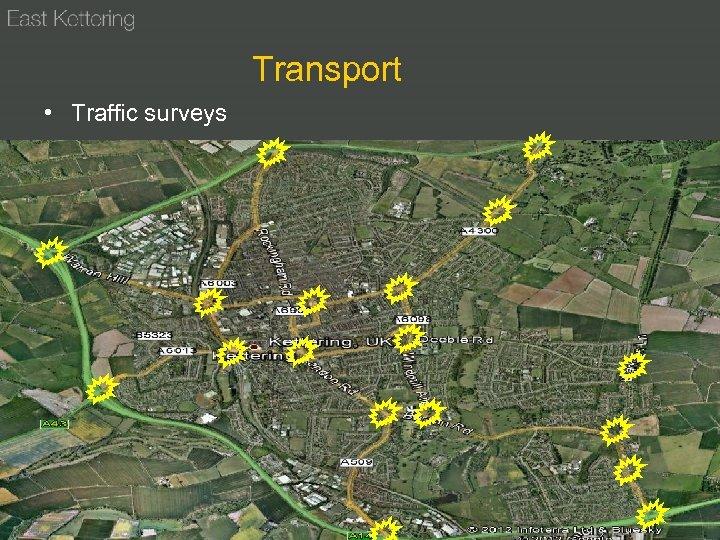 Transport • Traffic surveys