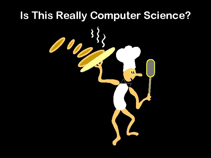 Is This Really Computer Science?