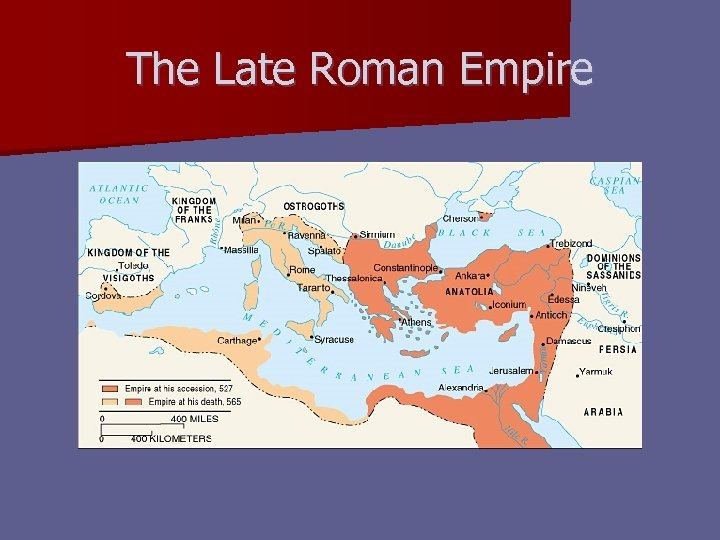 The Late Roman Empire