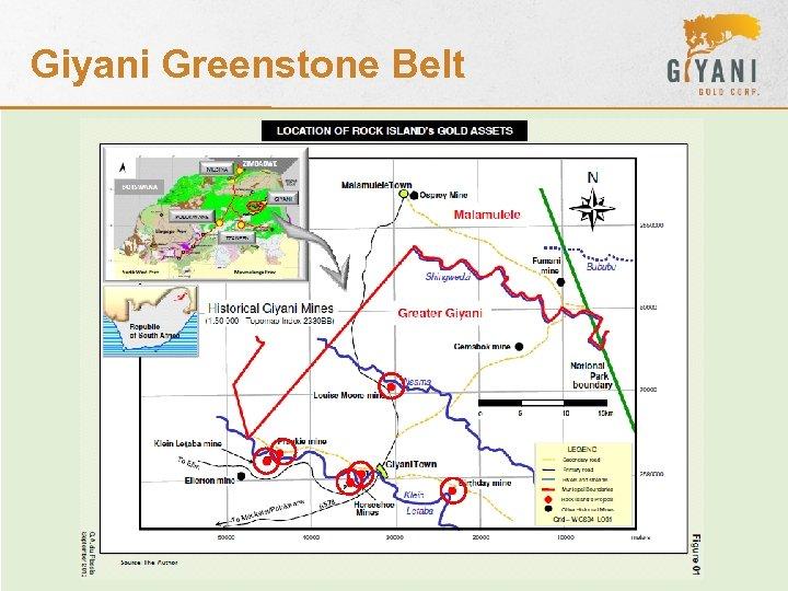 Giyani Greenstone Belt 12