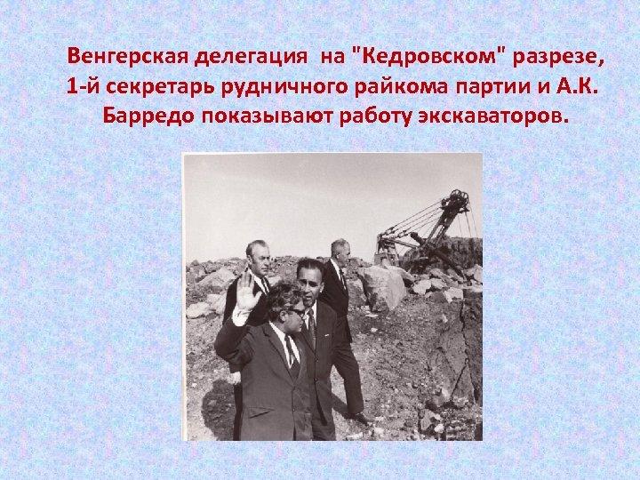 Венгерская делегация на
