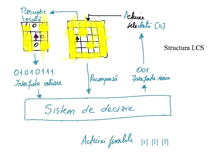 Structura LCS [r] [l] [f]