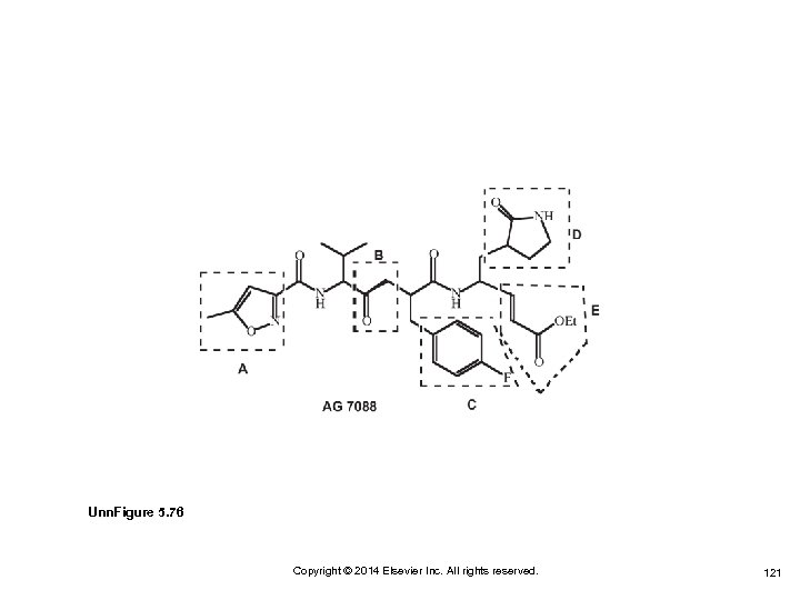 Unn. Figure 5. 76 Copyright © 2014 Elsevier Inc. All rights reserved. 121