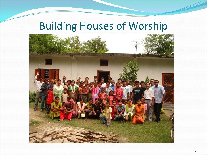 Building Houses of Worship 7