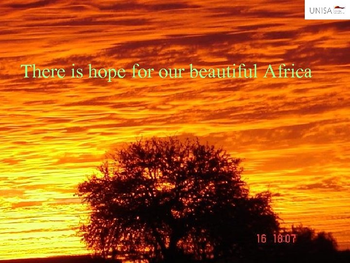There is hope for our beautiful Africa 25