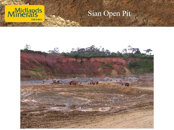 Sian Open Pit