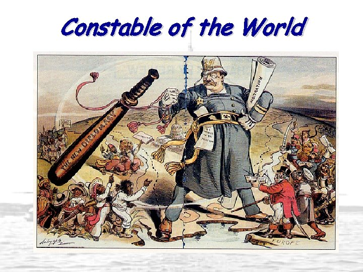 Constable of the World