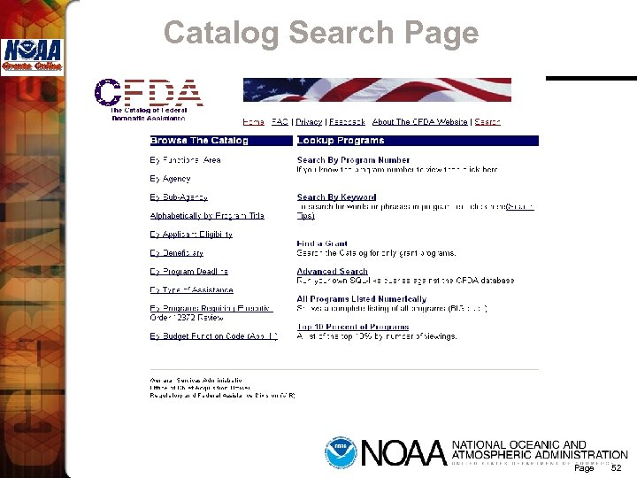 Catalog Search Page 52