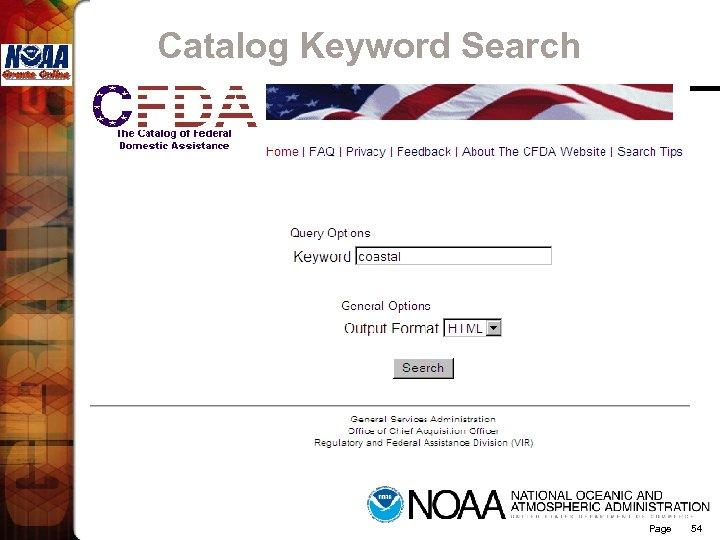 Catalog Keyword Search Page 54