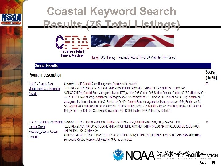 Coastal Keyword Search Results (76 Total Listings) Page 55