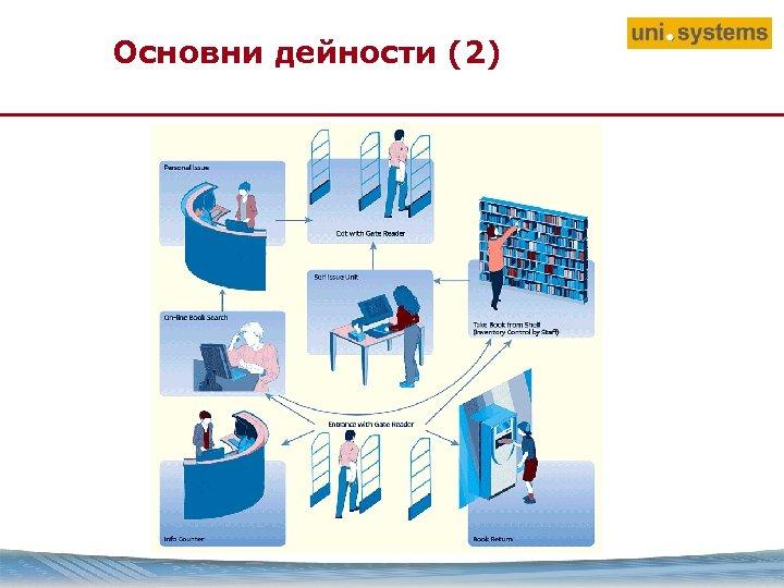 Основни дейности (2)