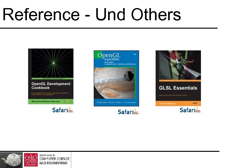 Reference - Und Others