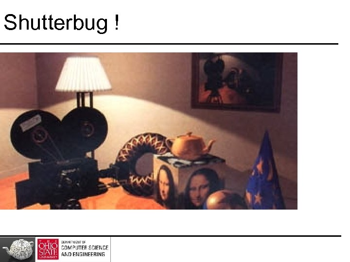 Shutterbug !