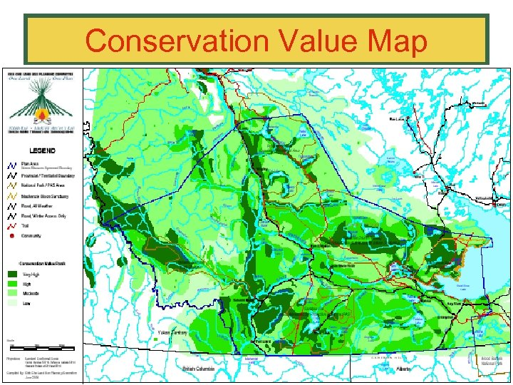 Conservation Value Map