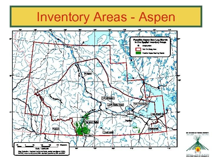 Inventory Areas - Aspen