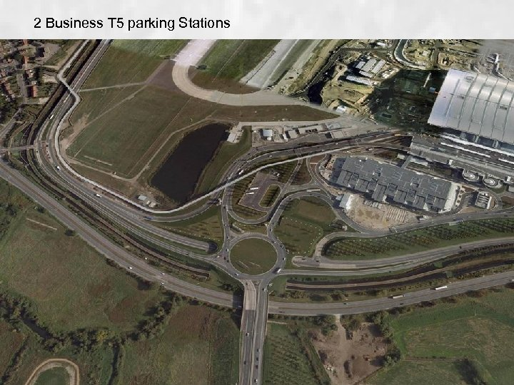 2 Business T 5 parking Stations