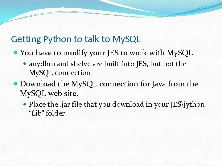Introduction to Computing and Programming in Python A