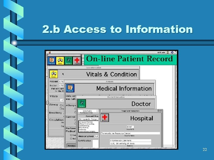 2. b Access to Information 22