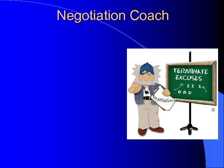 Negotiation Coach