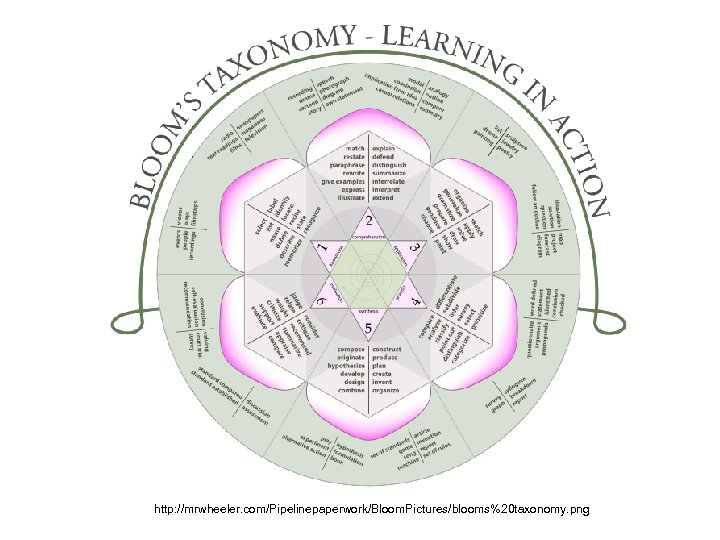 http: //mrwheeler. com/Pipelinepaperwork/Bloom. Pictures/blooms%20 taxonomy. png