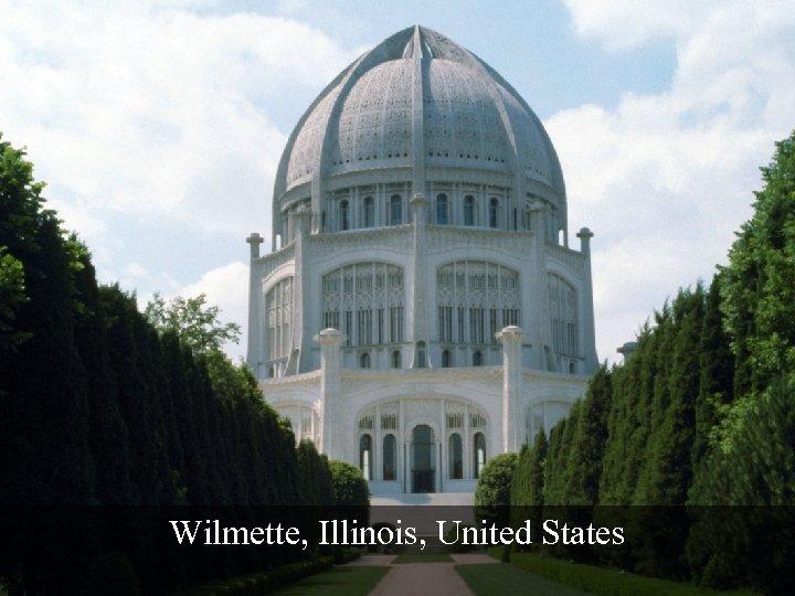 Wilmette, Illinois, United States