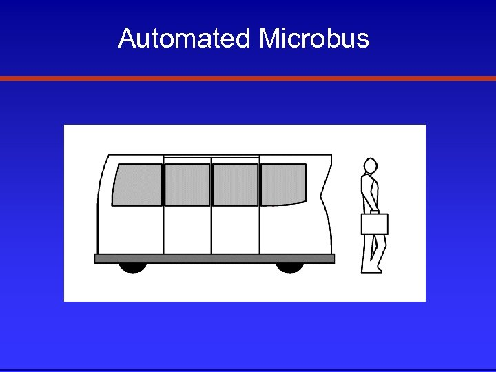 Automated Microbus