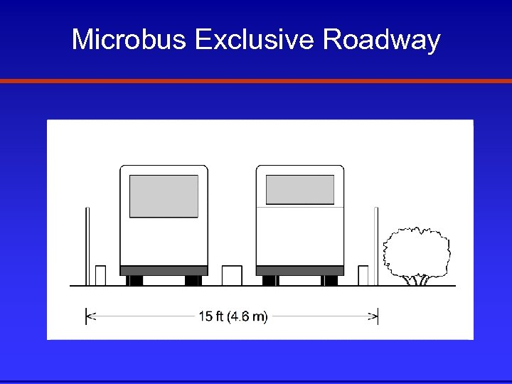 Microbus Exclusive Roadway