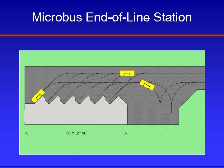 Microbus End-of-Line Station