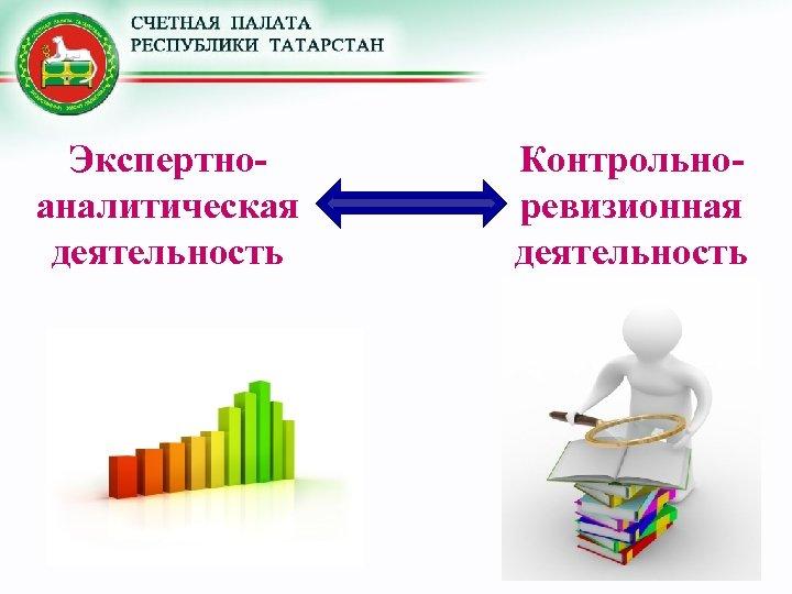 Экспертноаналитическая деятельность Контрольноревизионная деятельность