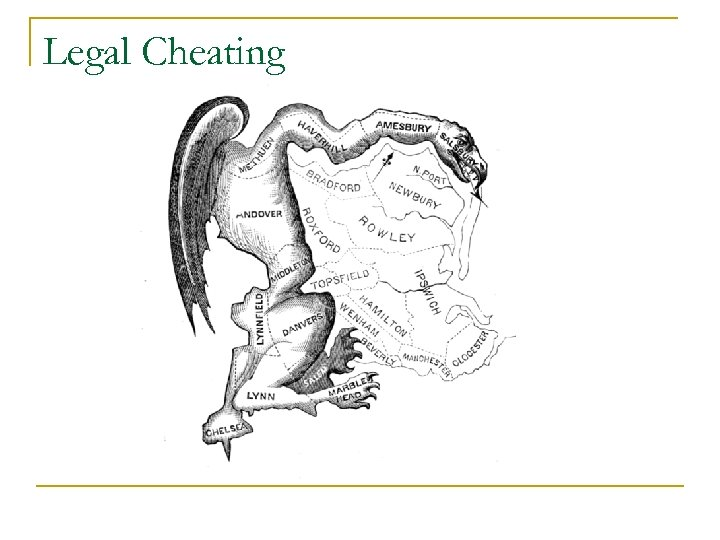 Legal Cheating