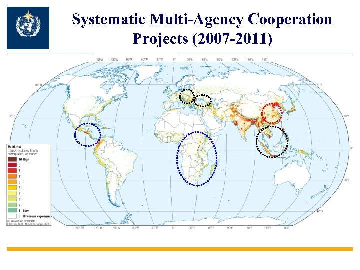 Systematic Multi-Agency Cooperation Projects (2007 -2011)