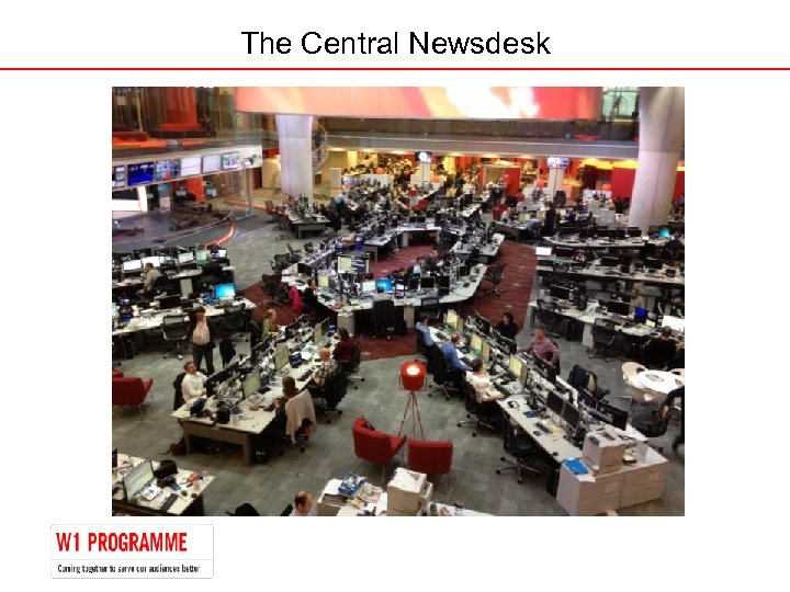 The Central Newsdesk