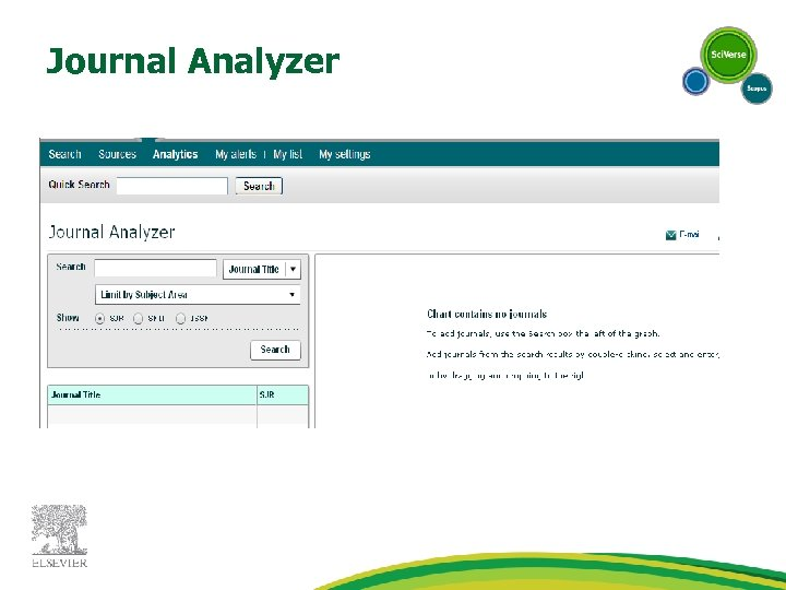 Journal Analyzer