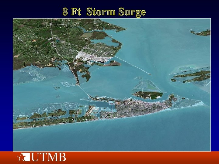 8 Ft Storm Surge
