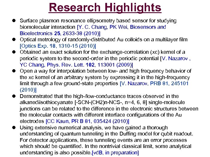 Research Highlights l Surface plasmon resonance ellipsometry based sensor for studying biomolecular interaction [Y.