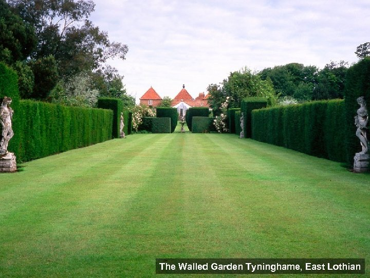 The Walled Garden Tyninghame, East Lothian