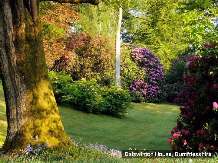 Dalswinton House, Dumfriesshire