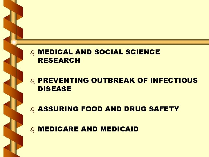 b b MEDICAL AND SOCIAL SCIENCE RESEARCH PREVENTING OUTBREAK OF INFECTIOUS DISEASE b ASSURING