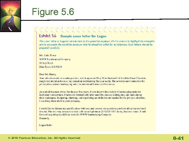 Figure 5. 6 © 2010 Pearson Education, Inc. All rights reserved 0 -41