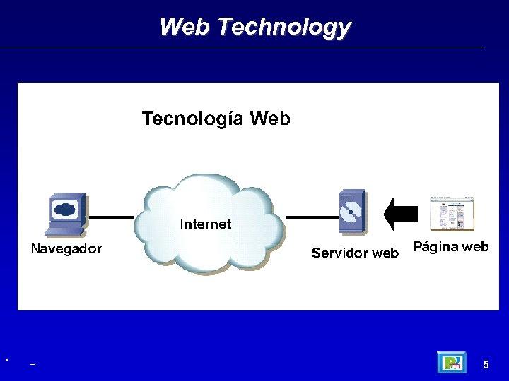 Web Technology • _ 5