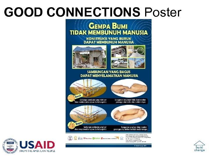 GOOD CONNECTIONS Poster