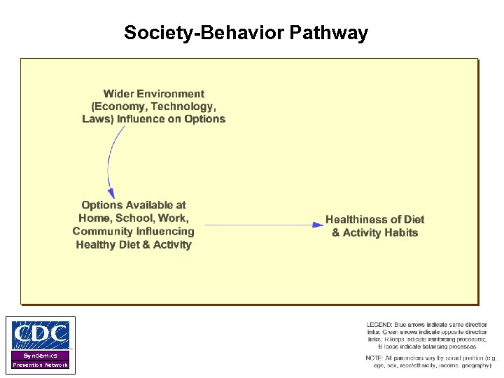 Society-Behavior Pathway Syndemics Prevention Network