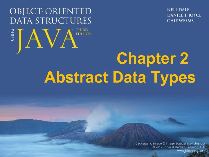 Chapter 2 Abstract Data Types