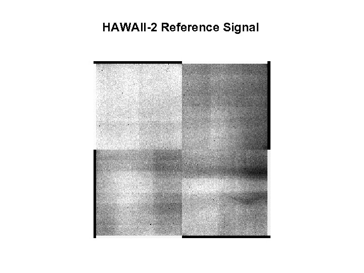 HAWAII-2 Reference Signal