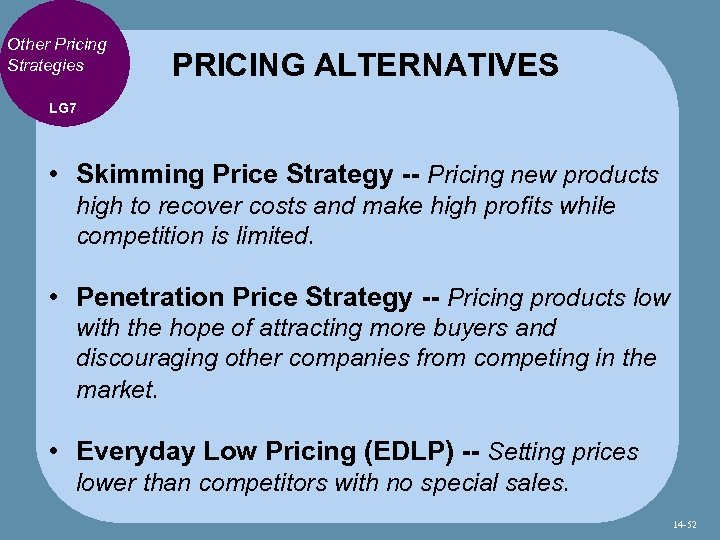 penetration pricing strategy