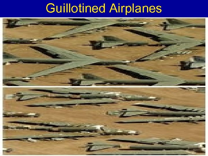 Guillotined Airplanes 11