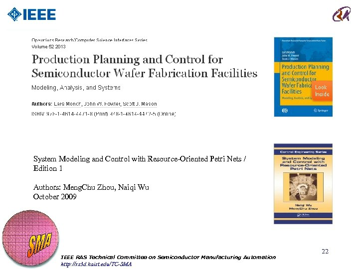 System Modeling and Control with Resource-Oriented Petri Nets / Edition 1 Authors: Meng. Chu