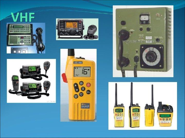 VHF. .